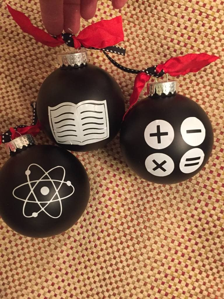 Image result for science ornaments Teacher ornaments