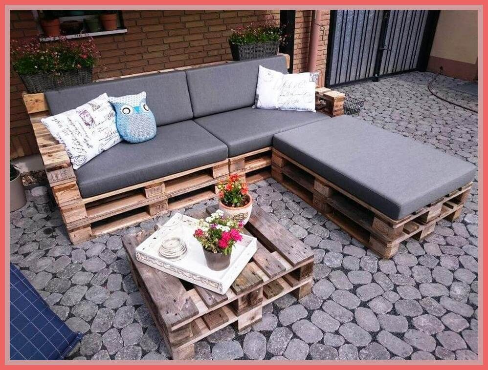 73 Reference Of Pallet Sofa L Shape In 2020 Pallet Furniture Designs Pallet Furniture Pallet Furniture Cushions