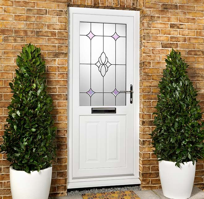 uPVC Front and Back Doors Gallery | Everest & uPVC Front and Back Doors Gallery | Everest | portes | Pinterest ...