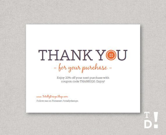 Thank you for your order cards google search thank you card thank you for your order cards google search free thank you cards business thank cheaphphosting Images