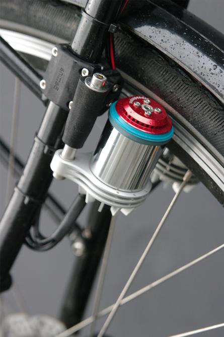 VELOGICAL VELOSPEEDER - Standard Fahrradmotor, nachrüstbar