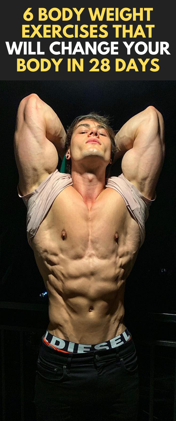 8 Abs Exercise To Gain Monster Size And Core Definition  #muscle #Exercise #Fitness #Abs