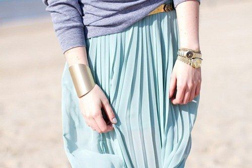 Love this pastel outfit  I want pretty: TREND- Colores Pastel !!!