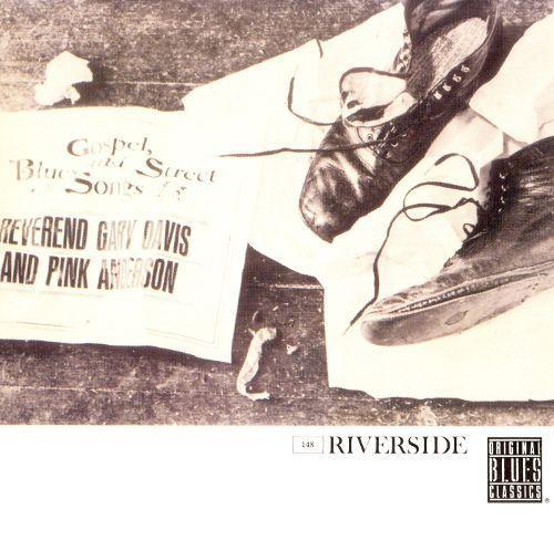 Gospel, Blues and Street Songs [CD]