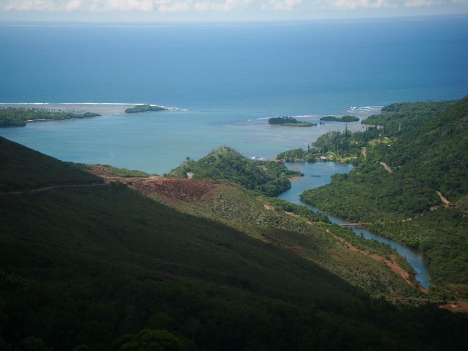 Nouvelle-Calédonie : Yaté