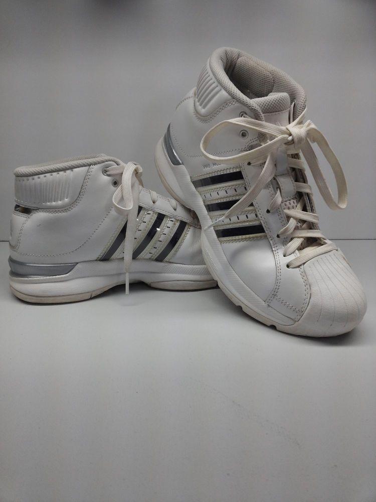 1333dc689 Adidas Pro Model 60 Adiprene Men s Basketball Shoes Shell Toe US Size 5.5 5  1 2  fashion  clothing  shoes  accessories  mensshoes  athleticshoes (ebay  link)
