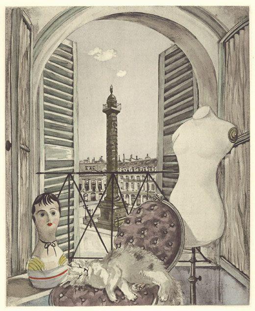 Leonard Tsuguharu Foujita 1886 1968 Japanese French Japan Art