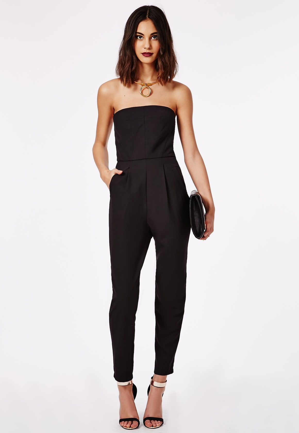17 Best images about Jumpsuits on Pinterest | Catsuit, Fashion ...