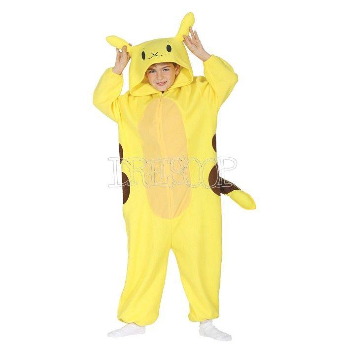 Muy bonita nuevo diseño diseño innovador Disfraz Pikachu para niños | disfraces | Disfraz de pikachu ...