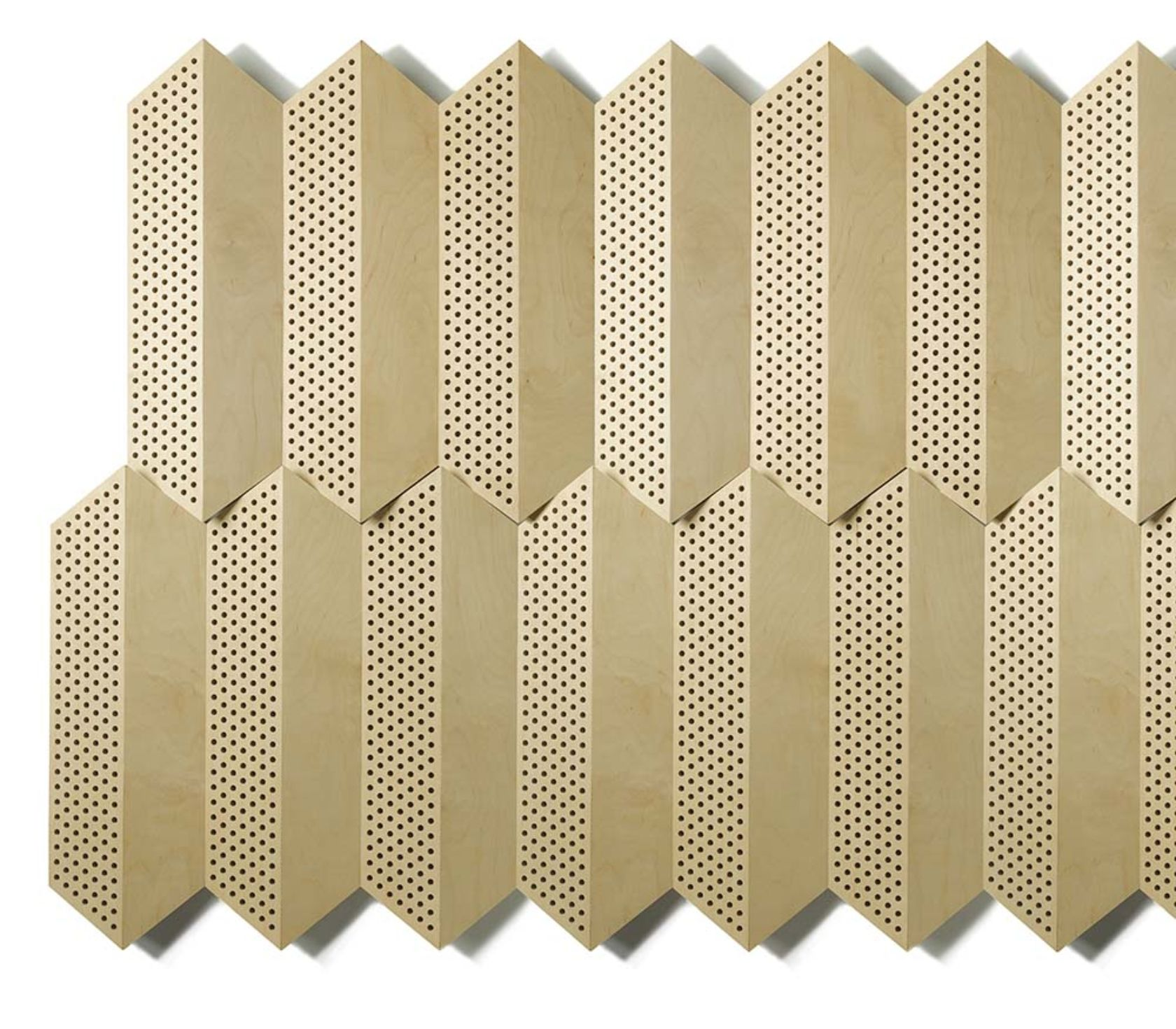 Tessellate acoustic wall panel system … | quilters design wall ...