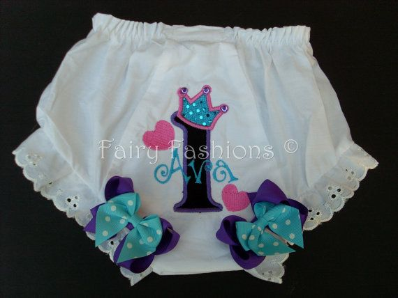 Custom Bloomers..QUEEN OF HEARTS... pink and by fairyfashions