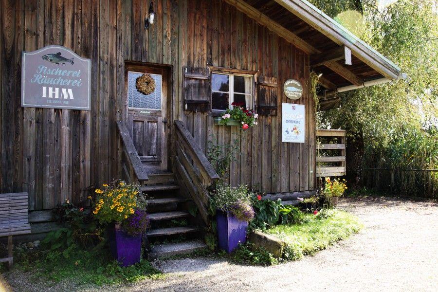 Fischerei Ihm Prien Am Chiemsee Chiemgau Views In 2019 Prien Chiemsee Chiemsee Italien Reisen