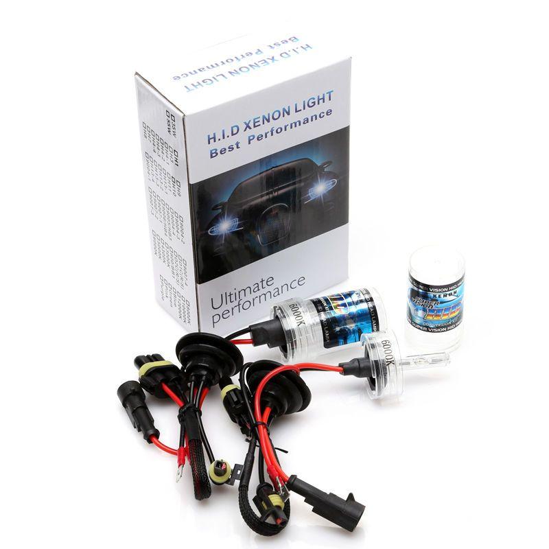 H27 881 HID Xenon Replacement Bulbs 6000K H27 Xenon HID Bulbs