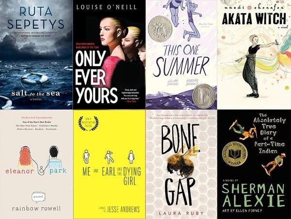 http://www.mprnews.org/story/2016/08/25/books-young-adult-novels-for-grownups