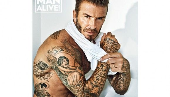 Image result for david beckham tattoos tattoo 39 s pinterest for David beckham tattoo sleeve