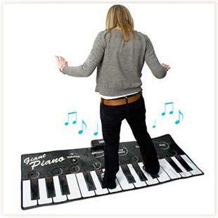 Tapis Piano Geant Pianogeant Musique Jouets Et Jeux Rigolos