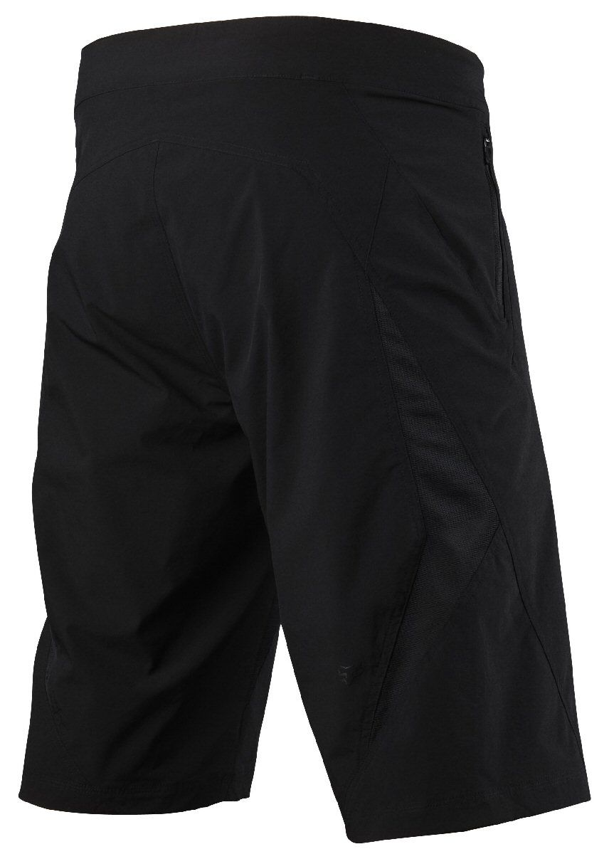 Fox Altitude Black Bike Shorts Back View - at cyclegarb.com with FREE  SHIPPING! 863e654c3