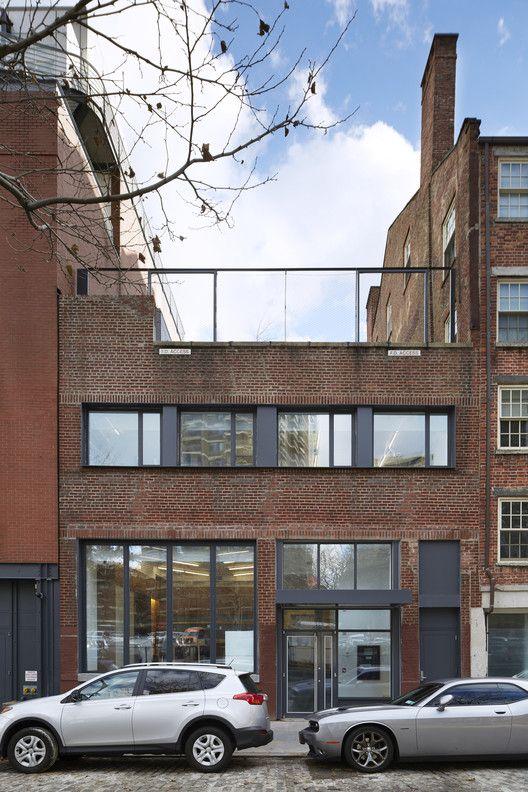 Blue School Middle School / PellOverton Architects Building