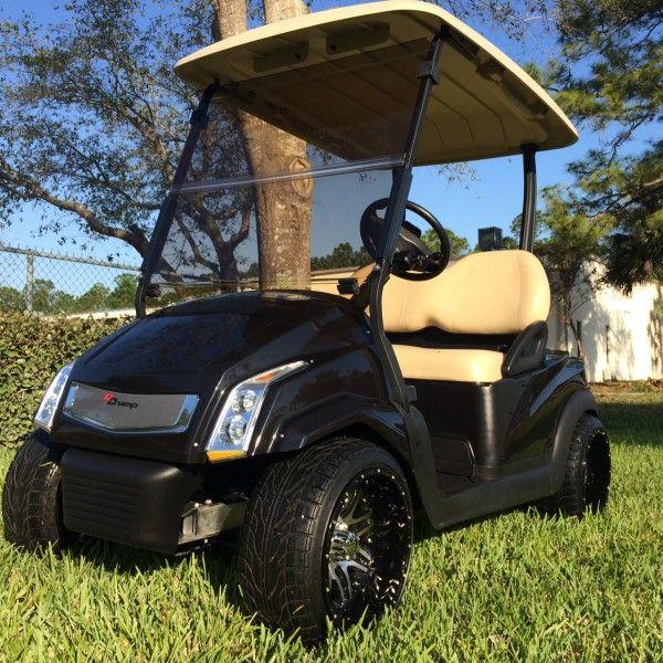 carts custom cadillac limos golf cart limo