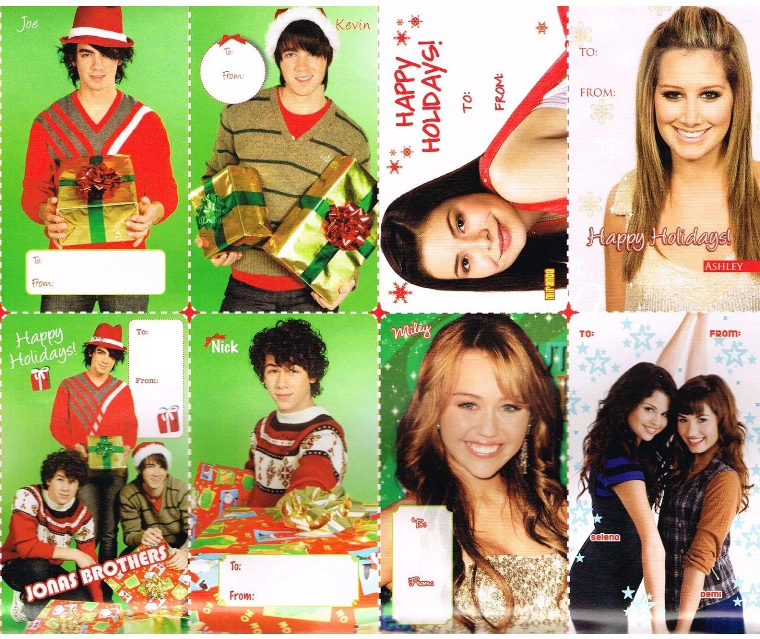 Joe Jonas Kevin Jonas Miranda Cosgrove Ashley Tisdale Nick Jonas Miley Cyrus Selena Gomez And De Selena Gomez Miley Cyrus Miranda Cosgrove Miley Cyrus