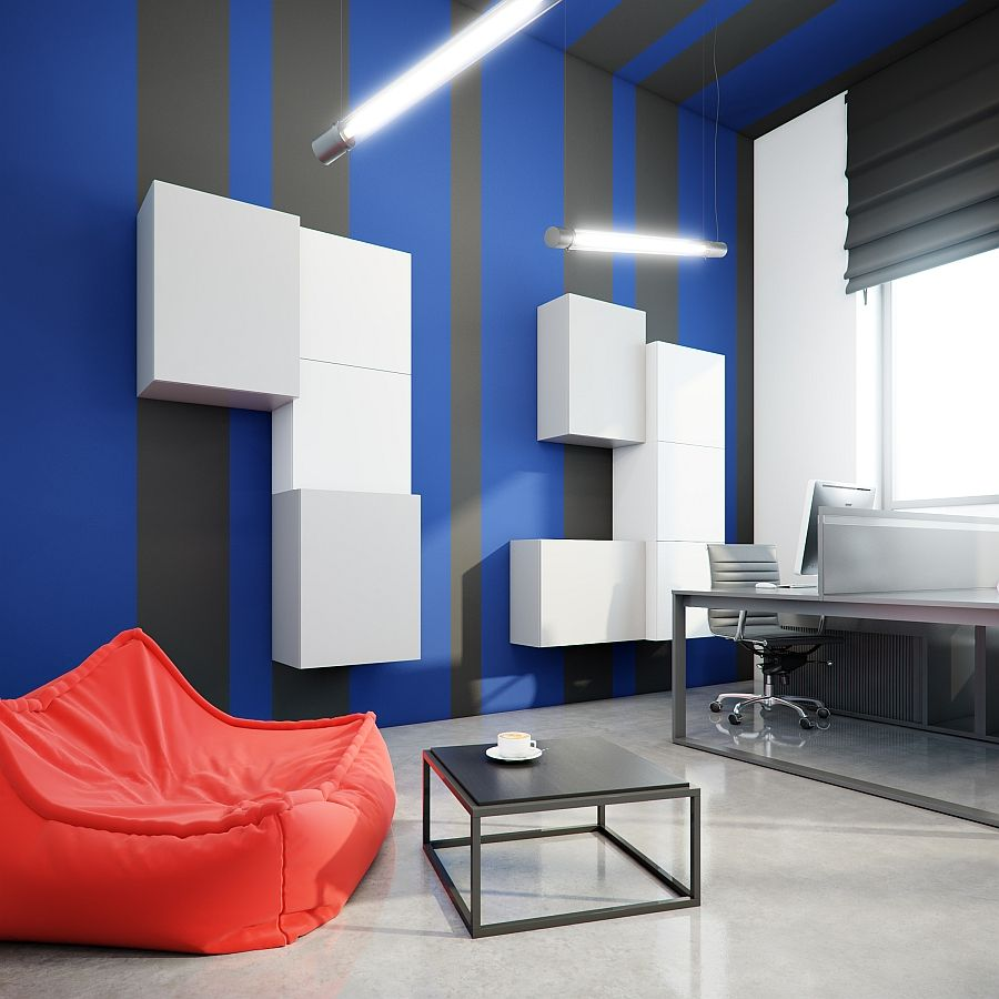 Tetrees Inspirations By Tetrees Modular Funiture Via Behance Find This Pin And More On Office Home