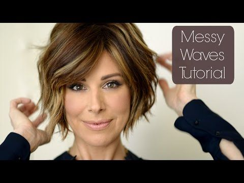 10 Short Hairstyles With 9 Helpful Hair Tools Milabu Youtube Hair Tutorial Holiday Hair Tutorial Holiday Hairstyles