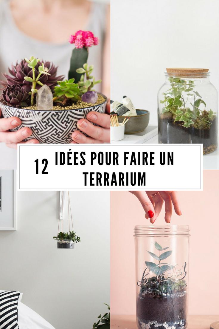 100 Génial Idées Terrarium A Faire Soi Meme