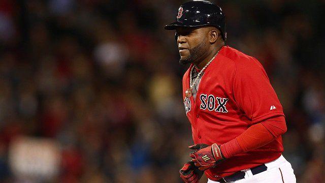 Big Papi hits 1,000th extra -base hit