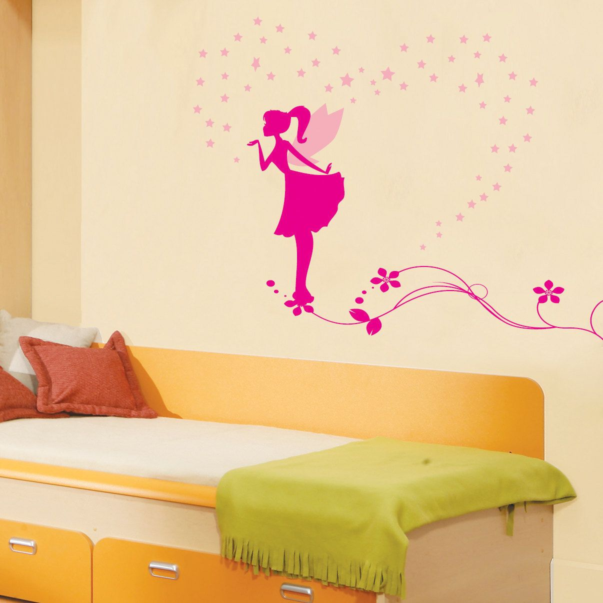 Wall decal | Cup ideas | Pinterest | Wall decals, Sticker vinyl and ...