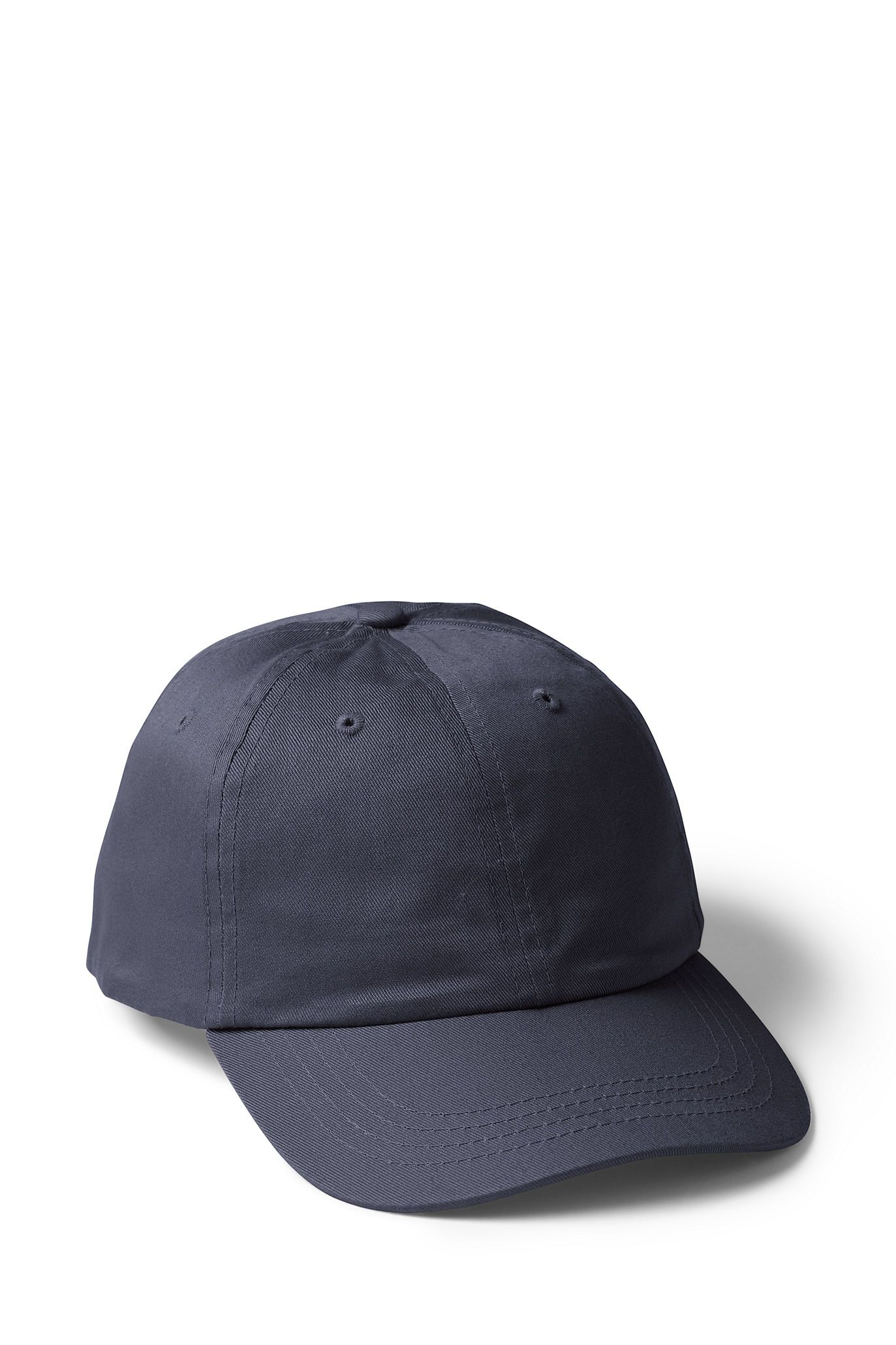 "858182f2015 School Uniform Basic Baseball Cap from Lands  End - for the ""runway ..."