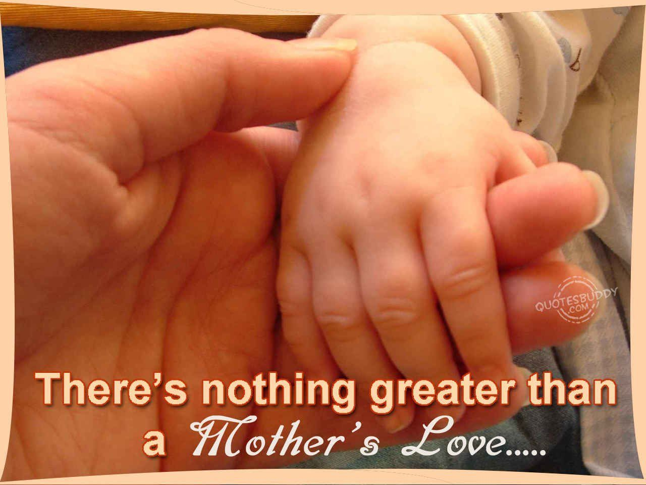 Mother Daughter Love Quotes There's Nothing Greater Than A Mother's Love Mothers Day Mothers