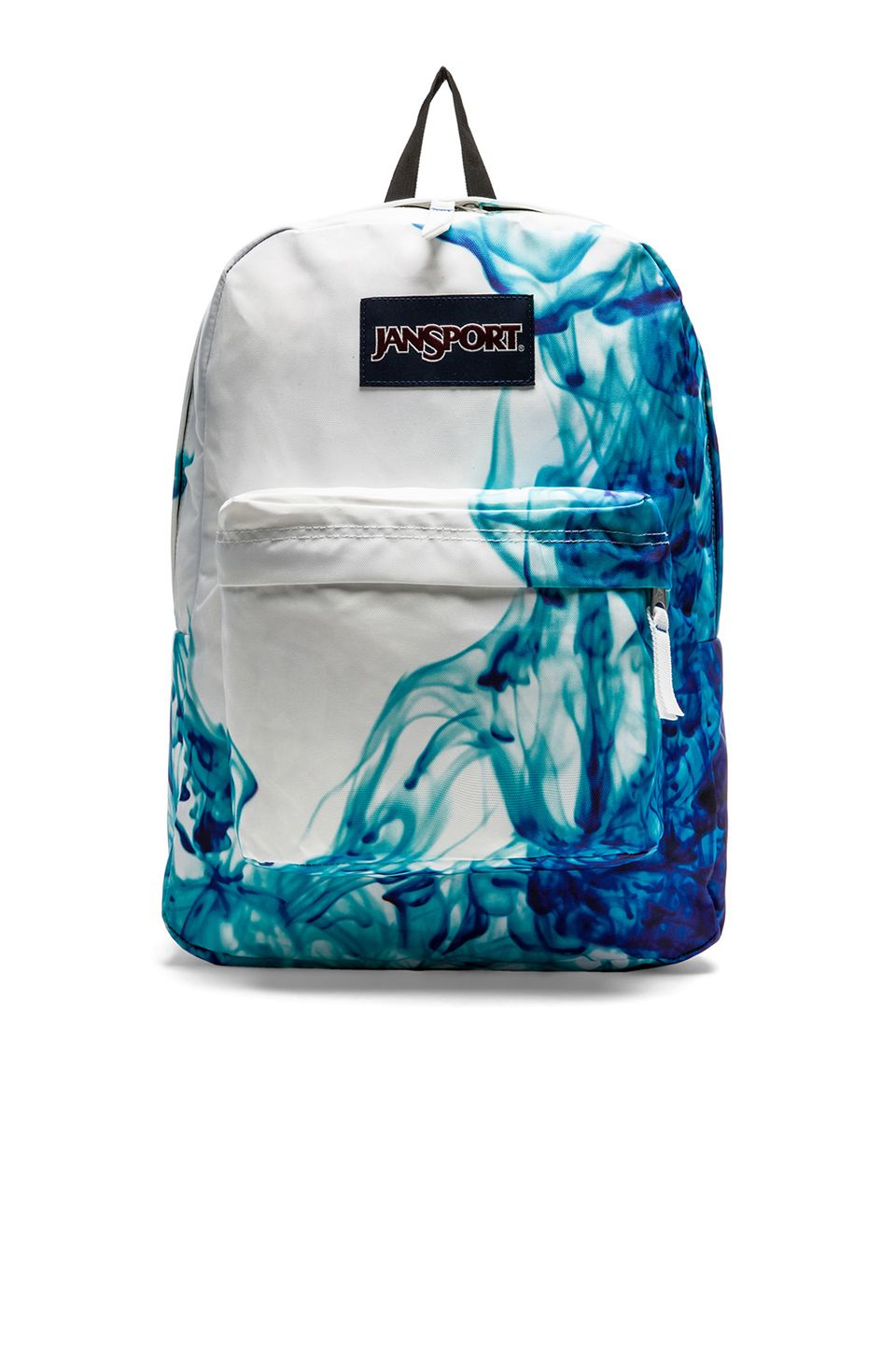 6bbd27e01c5 Jansport Superbreak Backpack in Blue Drip Dye