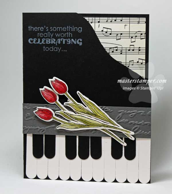 Piano Card is Music to My Eyes pick a card any card – Musical Cards for Birthday