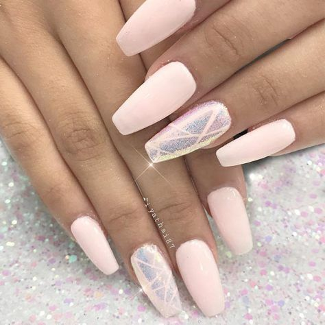 news in 2020  pale pink nails pink nail designs matte