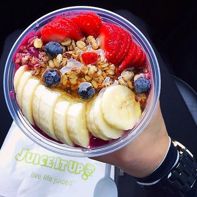 Sweet Dreams are Made of This. Dream a Little Dream of Acai.