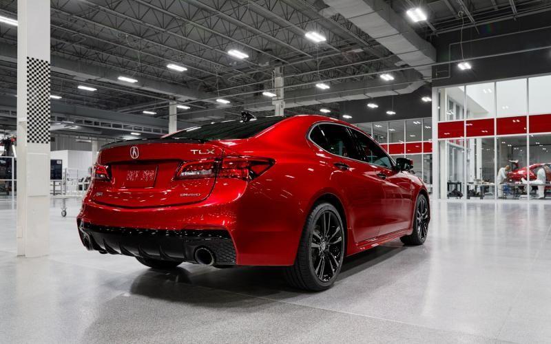 Acura Tlx Sh Awd 2020 Acura Tlx Acura Best New Cars