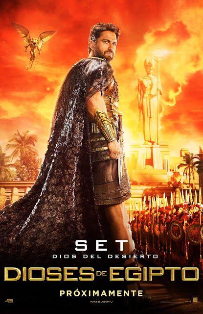 Cinelodeon.com: Dioses de Egipto. Alex Proyas.