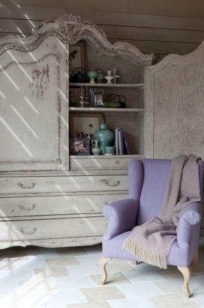 Meubles Flamant Sublimez Votre Deco Mobilier De Salon Chambre Shabby Chic Idees De Decor