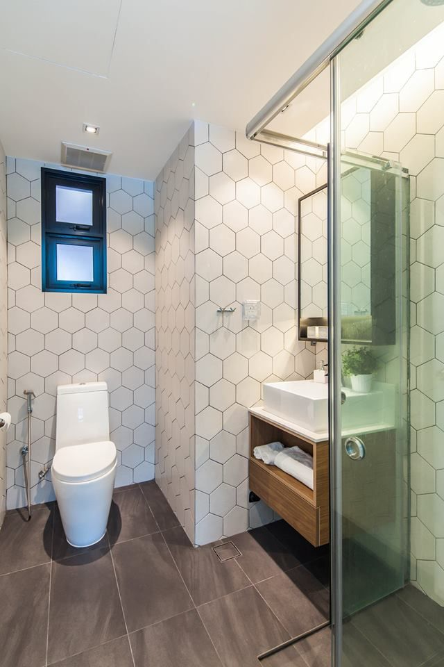 7 Timeless Bathroom Surface Alternatives to the White ...