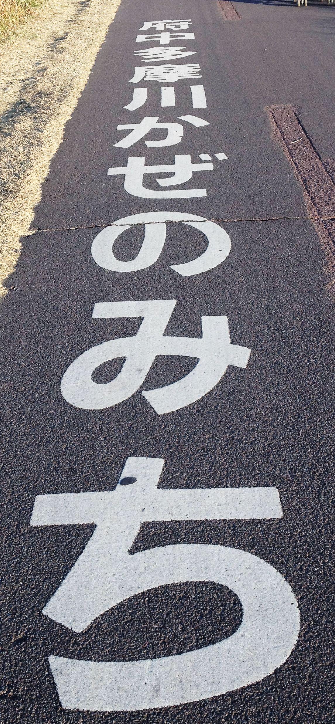 Tamagawa CR in Japan