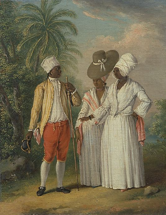 Free West Indian Dominicans Agostino Brunias 1728 1796 Date Ca 1770