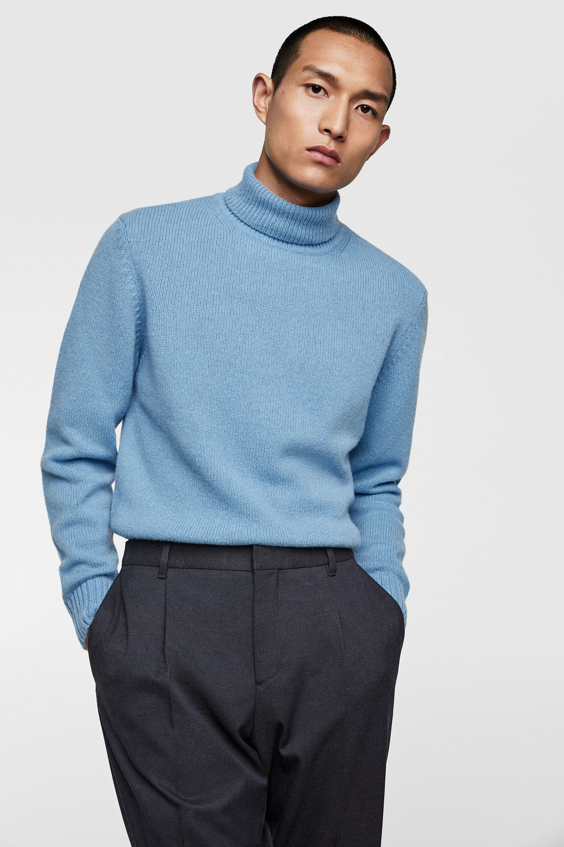 df4d30b9794c52 Pin by Chris James on Guys wearing polo necks / roll necks and ...