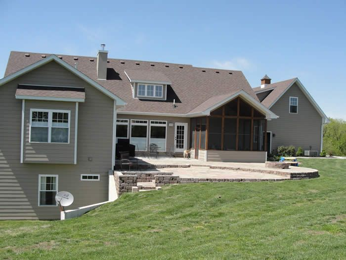 Ranch house plans with walkout basement basement details House plans with a walkout basement