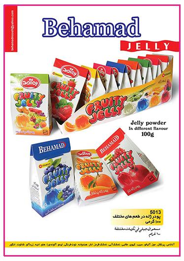 fruity jelly
