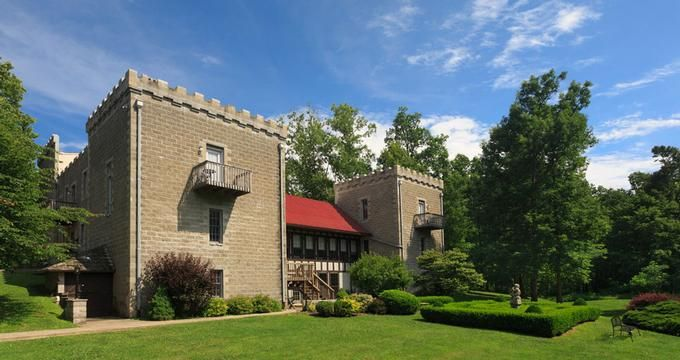 """Romanitc Ravenwood Castle"" from Vacation Ideas"