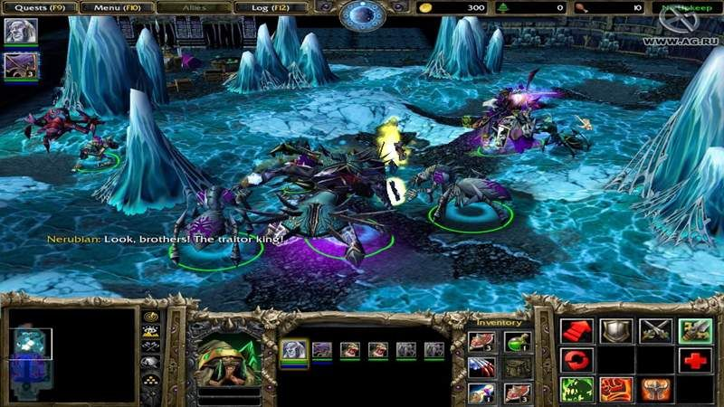 warcraft 3 frozen throne crack only download