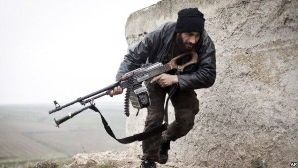 EE.UU. no entregara mas recursos ni entrenamiento a rebeldes sirios