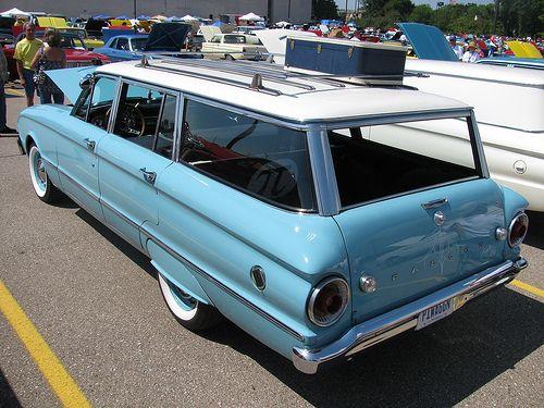 1962 Ford Falcon Wagon Ford Falcon Station Wagon Cars Wagon