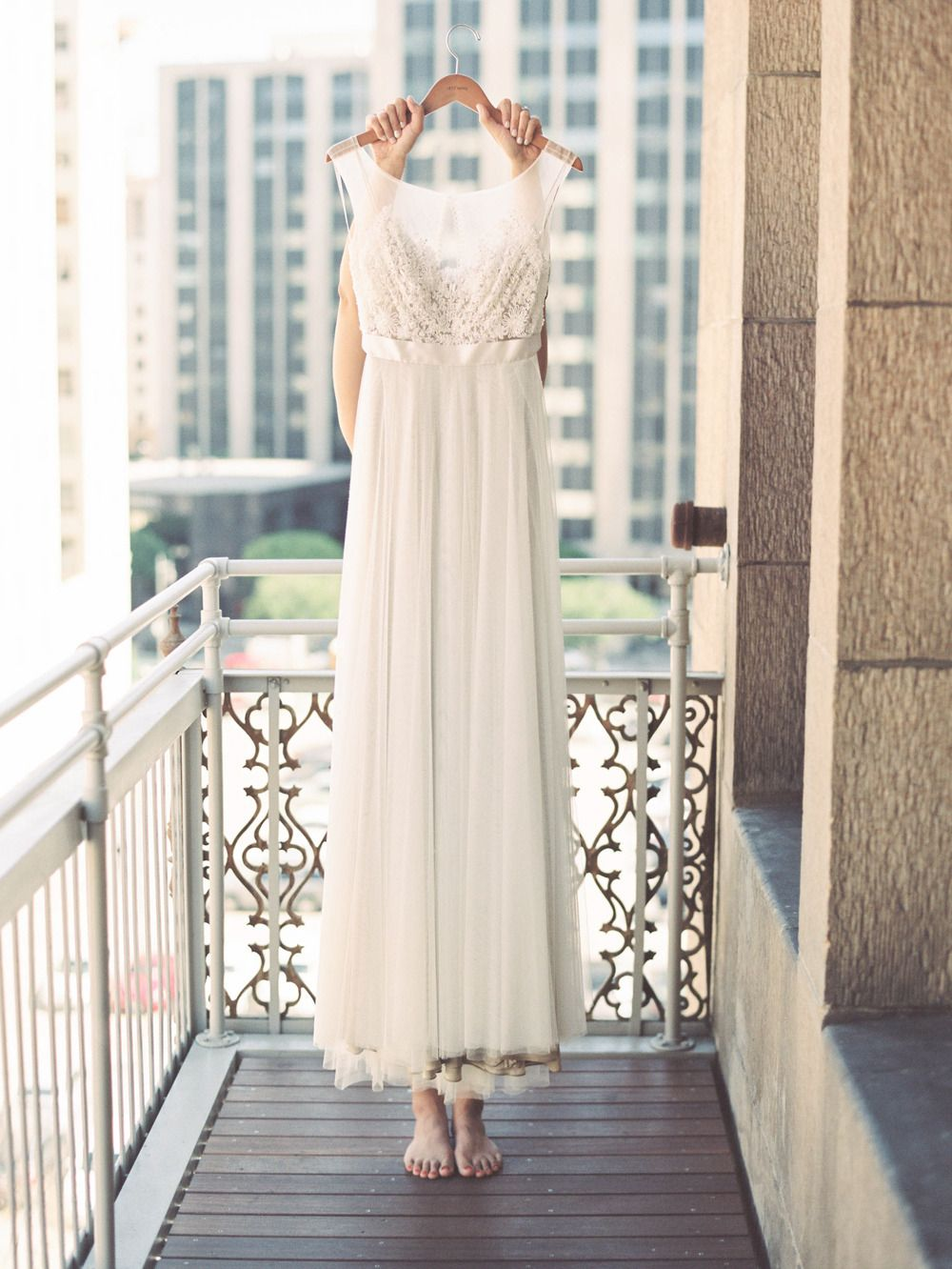 Bridal Dress By Watters Brides Photo Courtesy Of Style Me Pretty