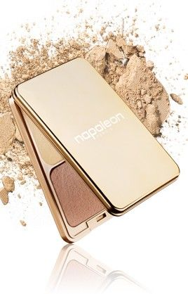 Napoleon Powder Camera Ready Foundation is amazing, not harsh or overdone, and one compact last me over 8 months!